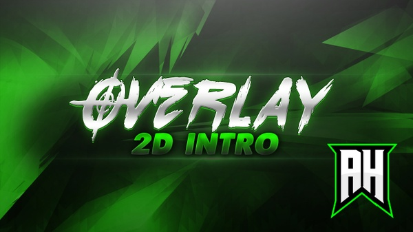 2D Plain Overlay Intro