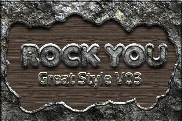 36 Rock Styles V03