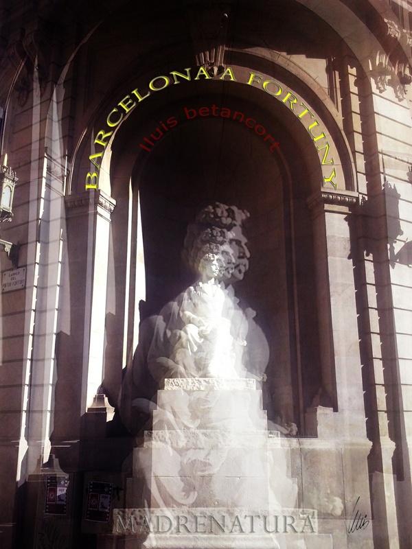 Foto retoke al Pintor Fortuny Por lluis betancor para madrenatura 2016
