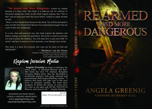 Re-Armed & More Dangerous - Nook Book