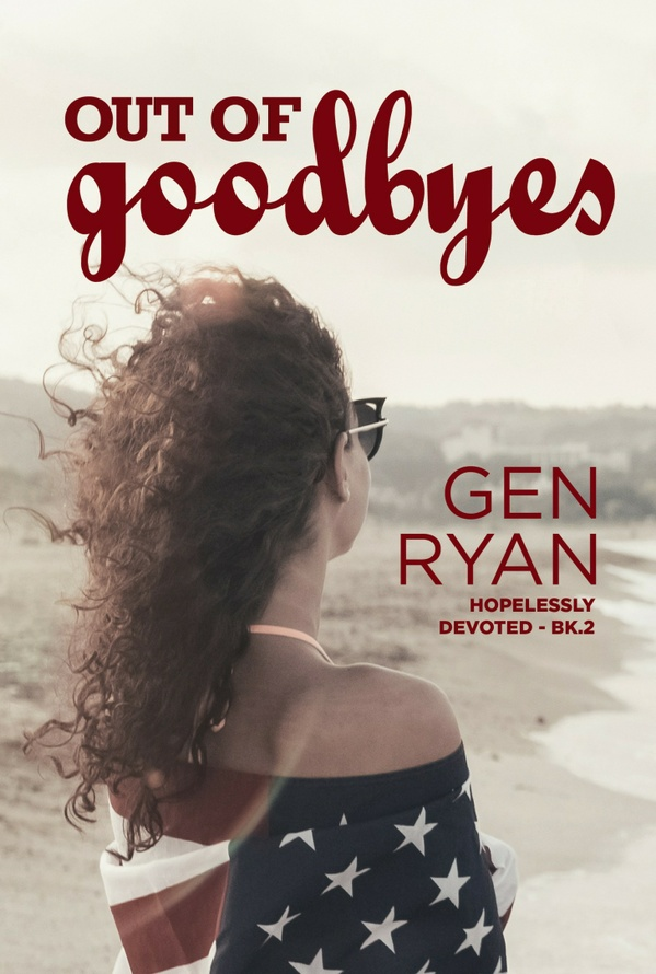 Mobi Out of Goodbyes by Gen Ryan