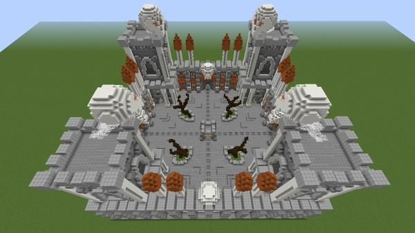 100x100 Gothic Themed Spawn