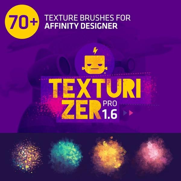 Texturizer Pro 1.6 for Affinity Designer