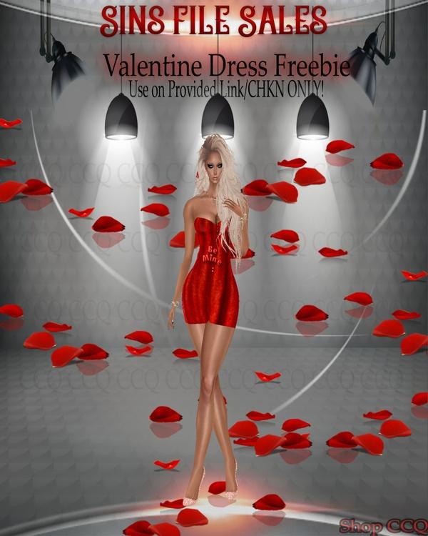 ♥Valentine Be Mine Freebie♥
