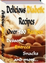 Delicious Diabetic Recipes! Collection of 500 Recipes.