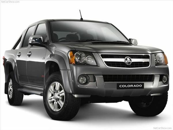 Holden Colorado / Isuzu D-Max Workshop Manual