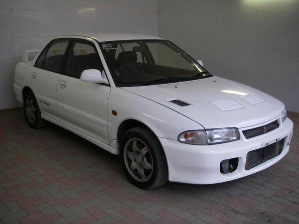 Mitsubishi Lancer Evolution I to III (1992-1996) Workshop Manual