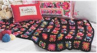 Flamenco Blanket