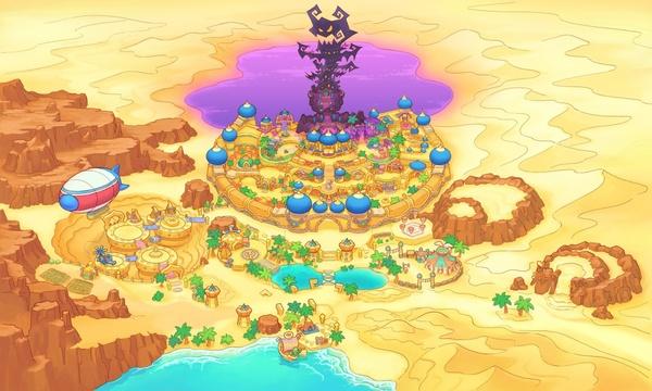 Fantasy Life - Drysand Desert Theme (Piano)
