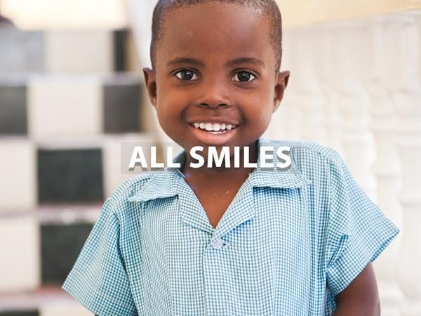"""All Smiles"" - Lightroom Preset"