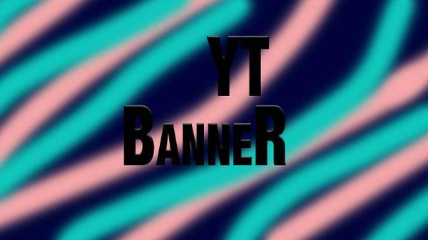 YT Banner