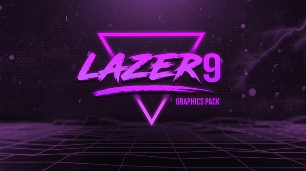 Lazer 9 Graphics Pack