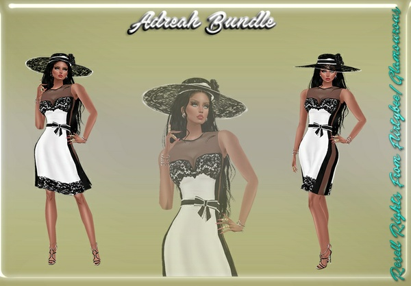Adreah Bundle Catty Only!!!