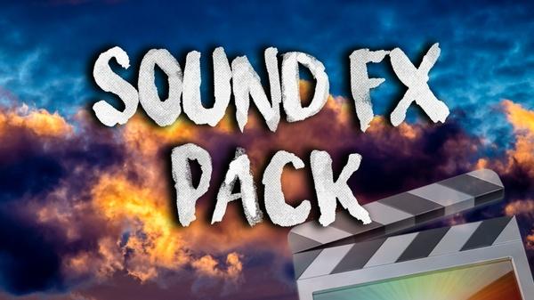 Jamie Fenn's Sound FX Pack 1