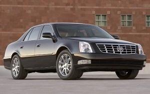Cadillac DTS 2006-2011 Factory Service Workshop repair manual