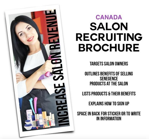 CAN - Salon Recruiting Brochure