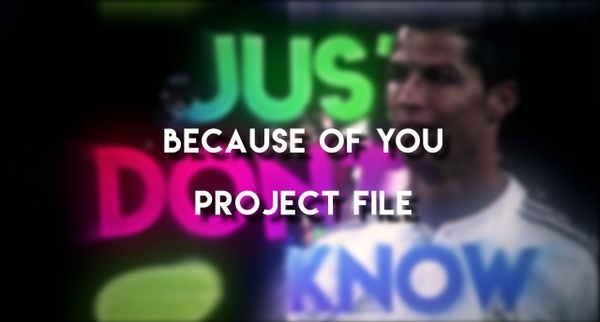 Because of You - ProjectFile