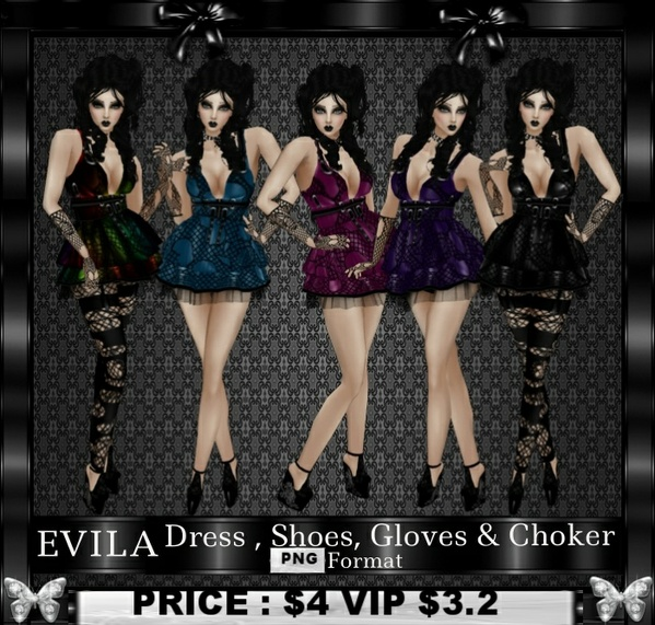 EVILA BUNDLE