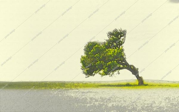 Paint Tree Image