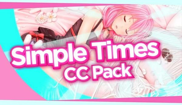 Higure's Simple Times CC Pack