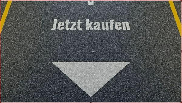 "Video Outro ""Jetzt kaufen"" Road (german)"