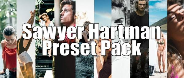 Creator Presets x Sawyer Hartman Advanced Lightroom Presets