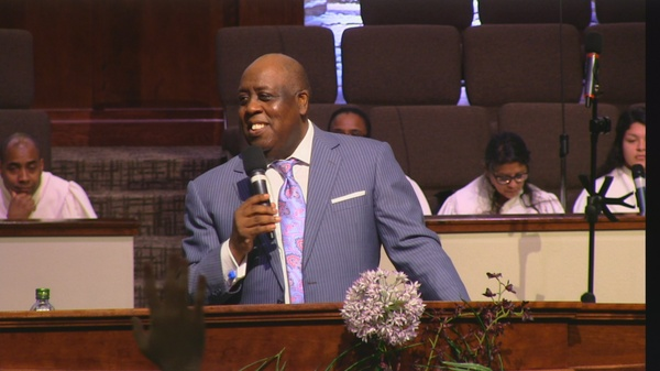 "Pastor Sam Emory 02-07-2016am "" Overcoming Fear "" MP4"