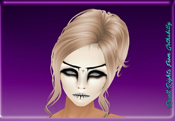 Sinner's Makeup Mask Exclusive Catty Only!!!!