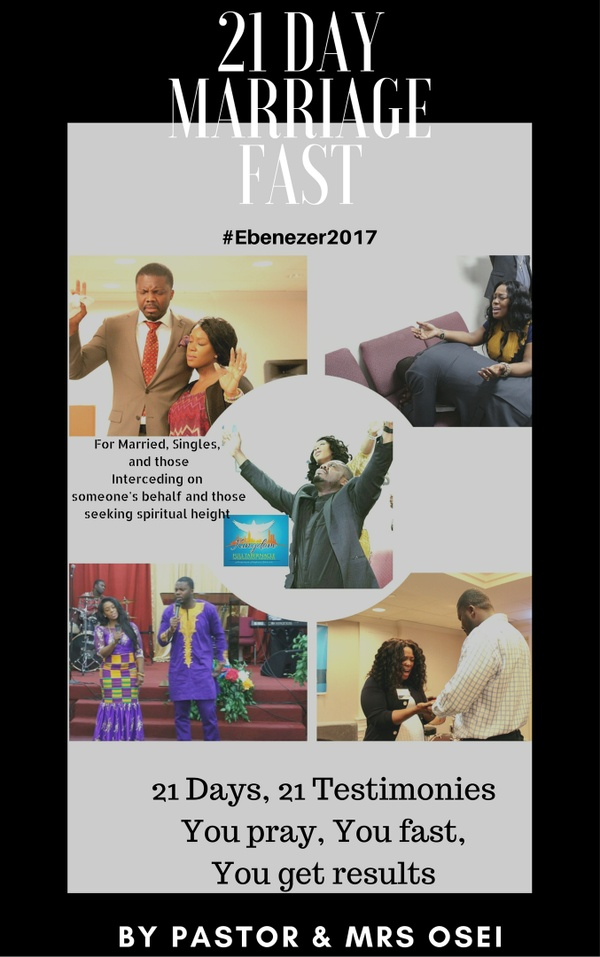 21 Day Marriage Fast #Ebenezer2017