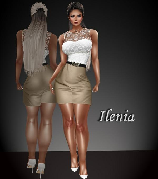 Ilenia Dress