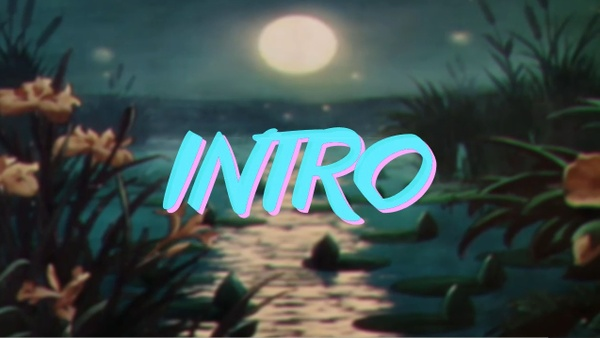 Vaporwave intro template hd kasefx intros for Custom video intro templates