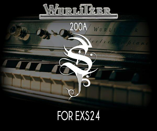 Wurlitzer 200a for EXS24