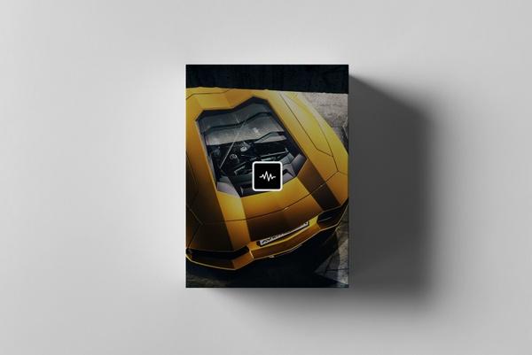 KC Supreme - Aventador Electra Bank