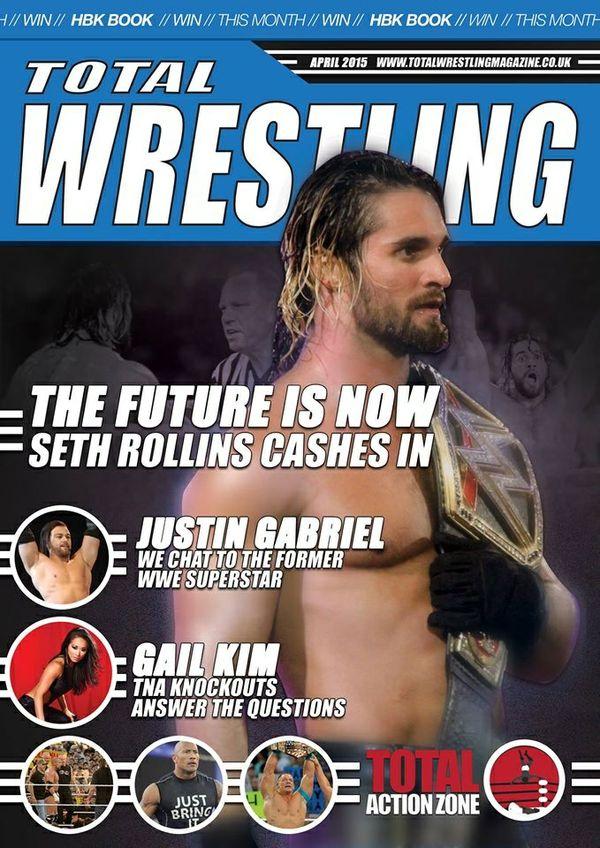 Total Wrestling Magazine April 2015