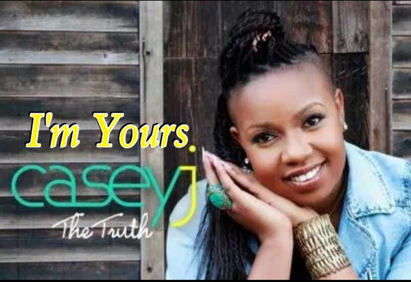 I'M YOURS | CASEY J | EASY PIANO TUTORIAL