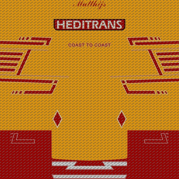 Decals Scania Heditrans