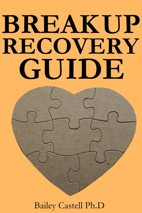 BREAK UP RECOVERY GUIDE