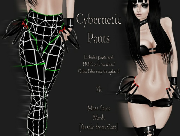 Cybernetic Meshes!