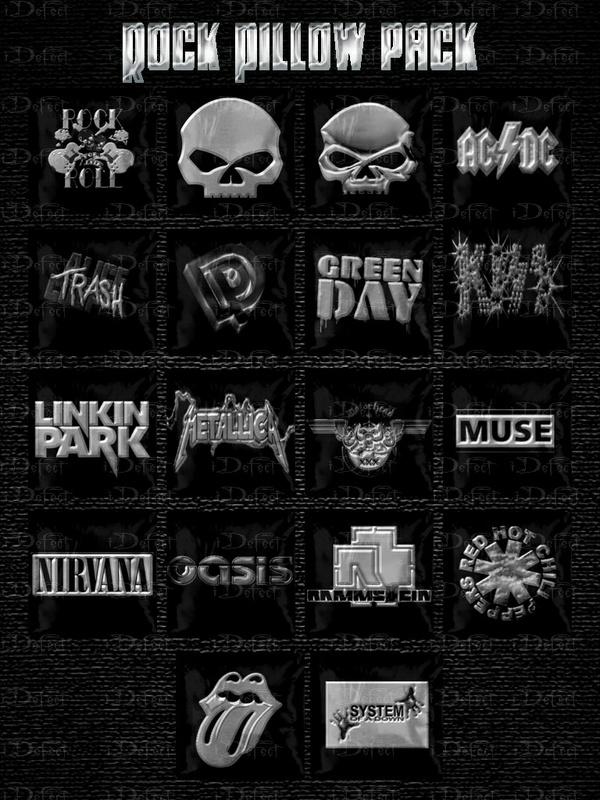 Rock Pillow Pack