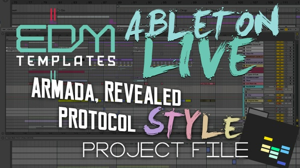 Ableton Live Progressive House Template 06.05