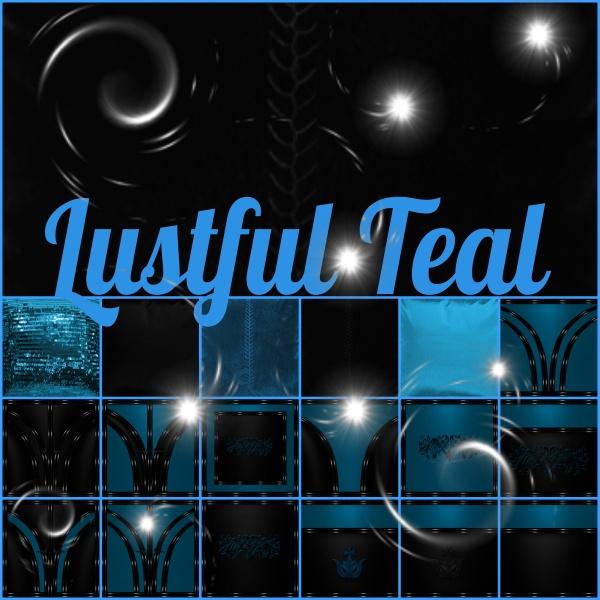 Lustful Teal