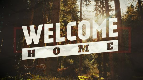 Welcome Home Autumn Photoshop Slide
