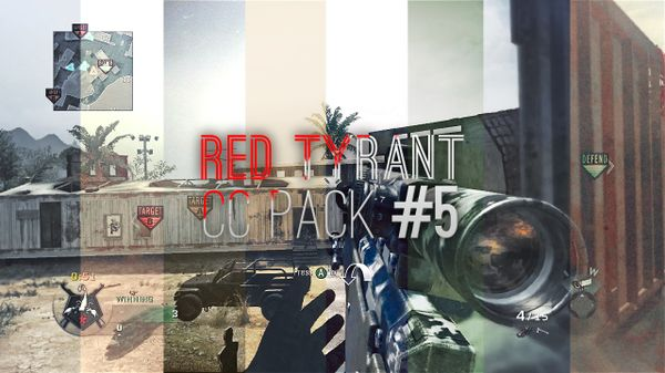 Red Tyrant CC Pack #5