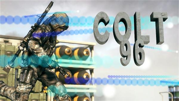 Colt 96 Project File