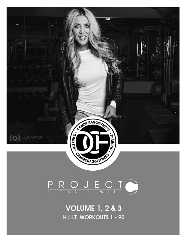 Project C H.I.I.T. Workouts Volumes 1, 2 & 3