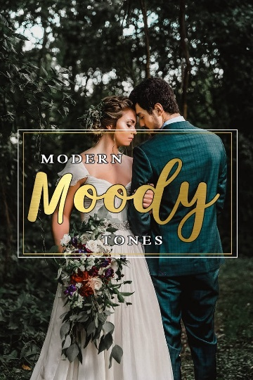 Modern Moody Tones | Lightroom Preset Collection