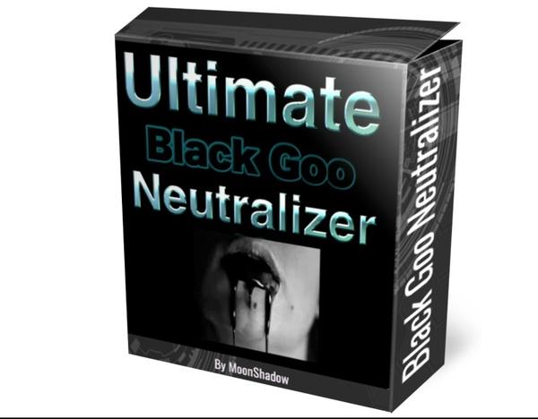 Black Goo Neutralizer