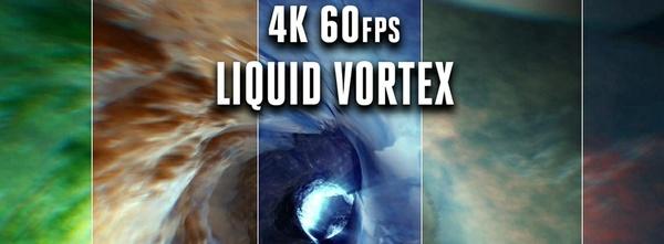Liquid Vortex 4K
