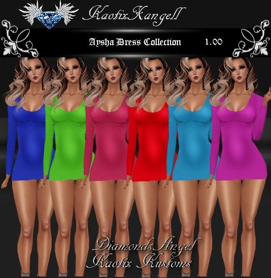 Aysha Dress Collection