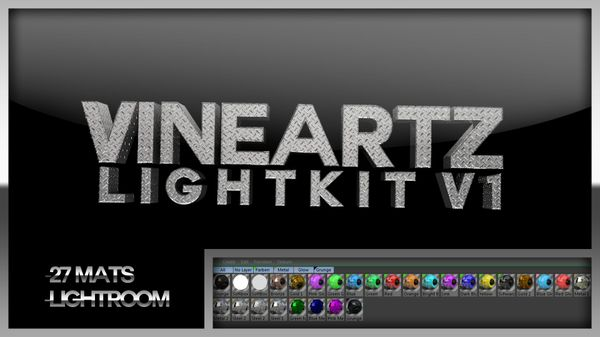 VineArtz Lightkit v1